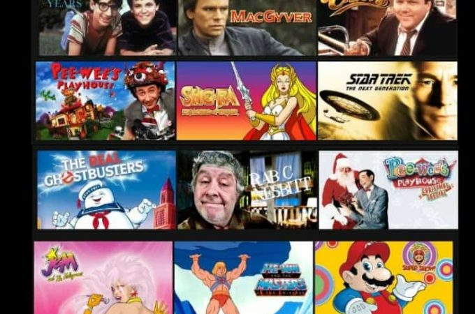 I'm featuring my favorite throwback TV shows. There's something pretty awesome about connecting with your kids over something you loved when you were young. It offers kids a glimpse into what you were like as a kid yourself and gives you a way to relive your childhood.   30+ TV Shows from the 80's to Watch on Netflix