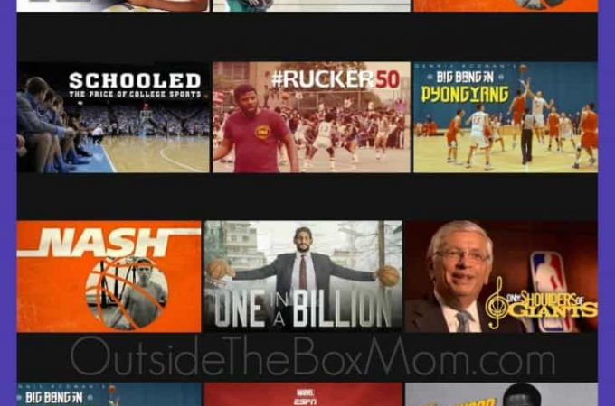 These basketball movies on Netflix are great to watch during March Madness, basketball season, or any time of year. These Netflix titles feature movies, documentaries, behind-the-scenes footage, and more.