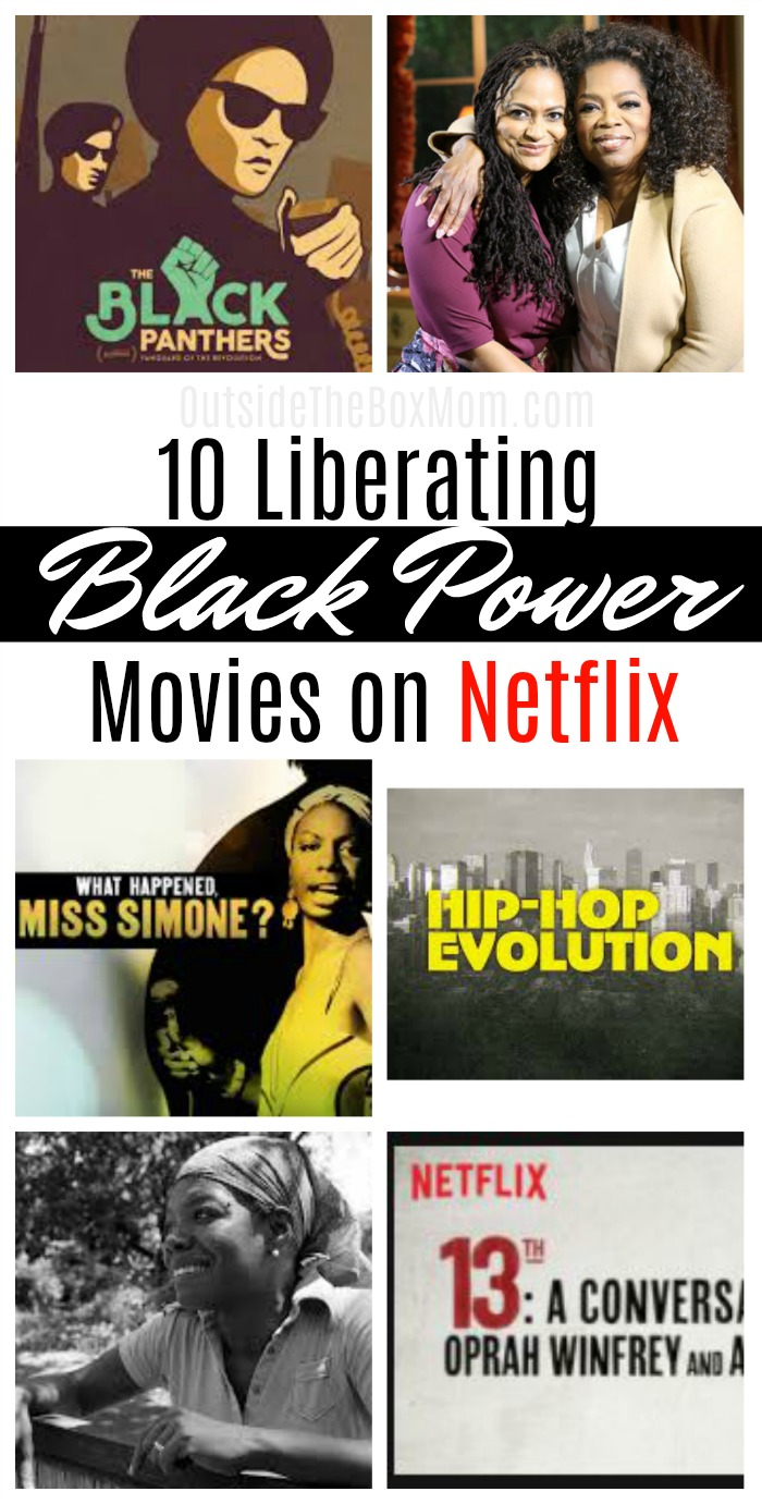 10 Black Power Movies on Netflix - Best Movies Right Now