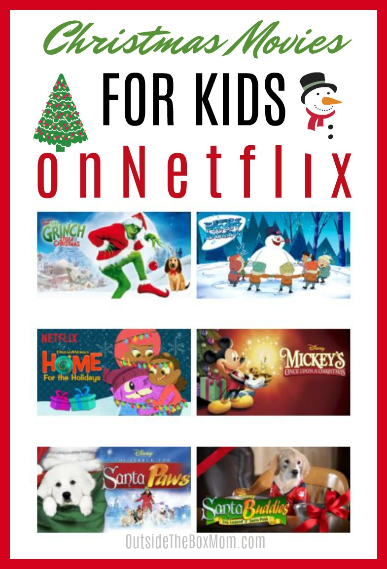 40 Kids Christmas Movies on Netflix - Best Movies Right Now