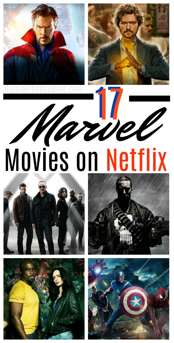 17 Marvel Movies On Netflix Best Movies Right Now