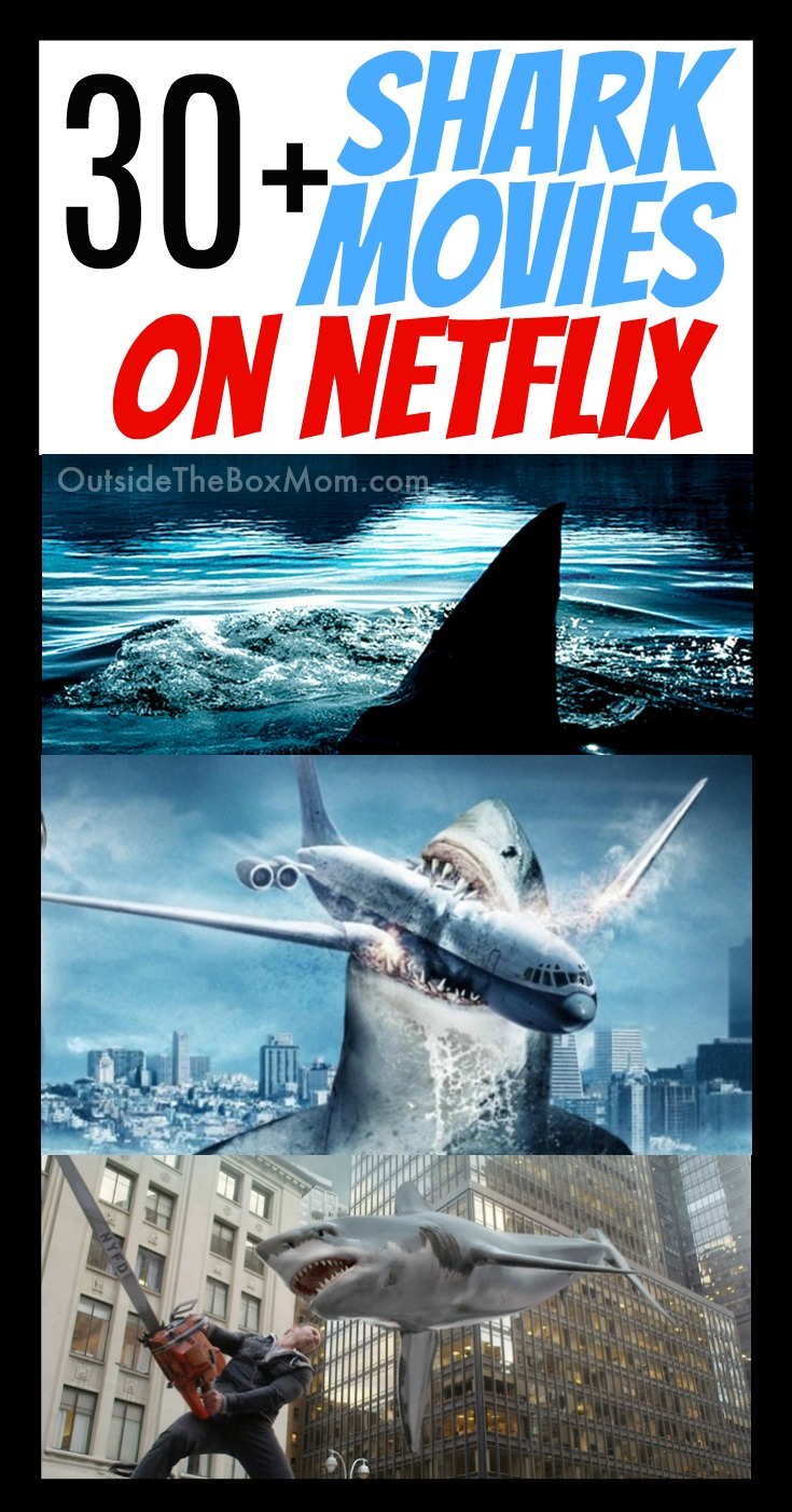32 Thrilling & Fascinating Shark Movies On Netflix - Best Movies