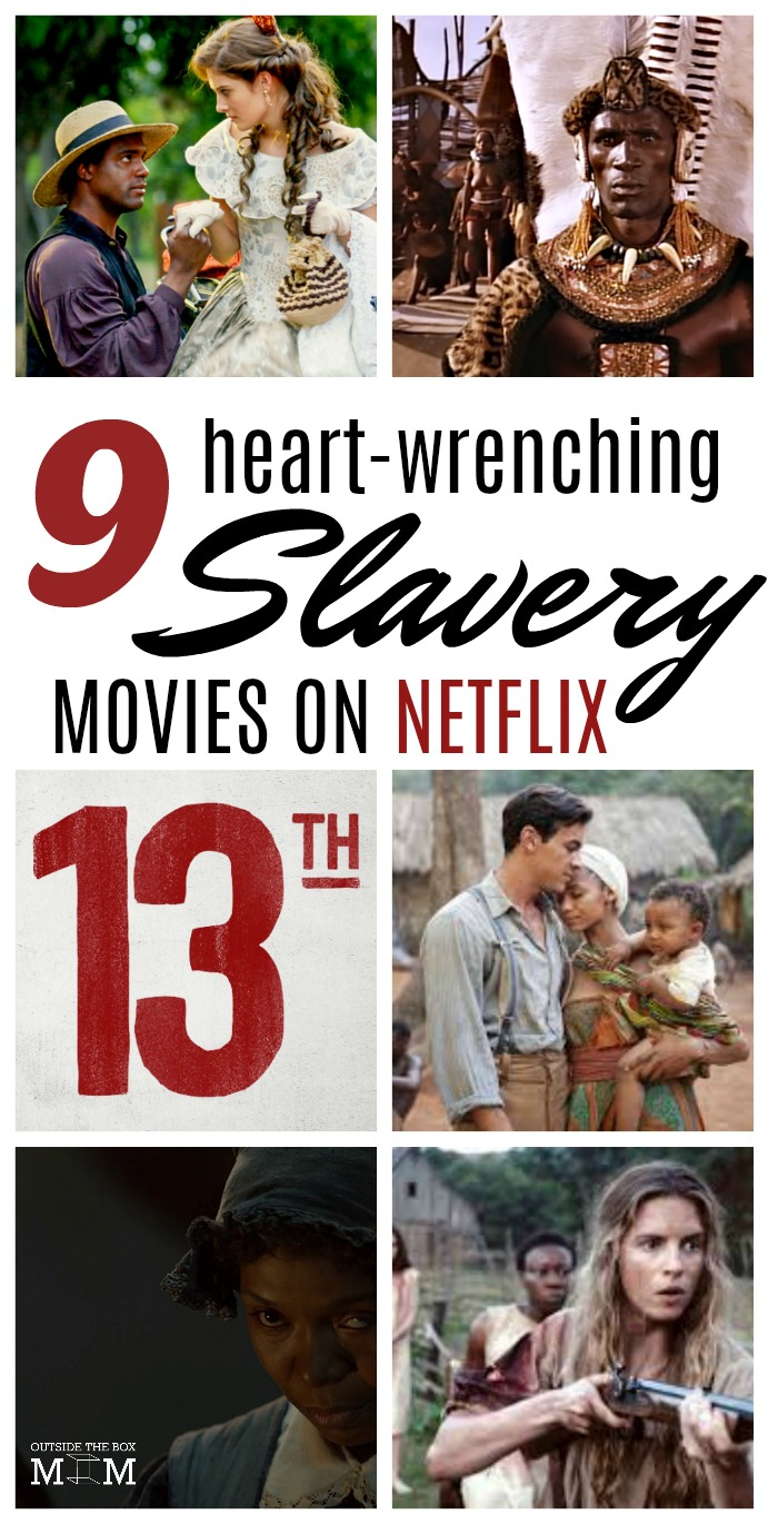 These slave movies on Netflix uncover the trials of Black and African-American people during slavery in the 17th and 18th centuries.