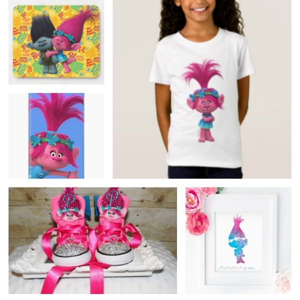 These Trolls gifts are perfect for anyone who loves the movie. Great for birthday or Christmas present.