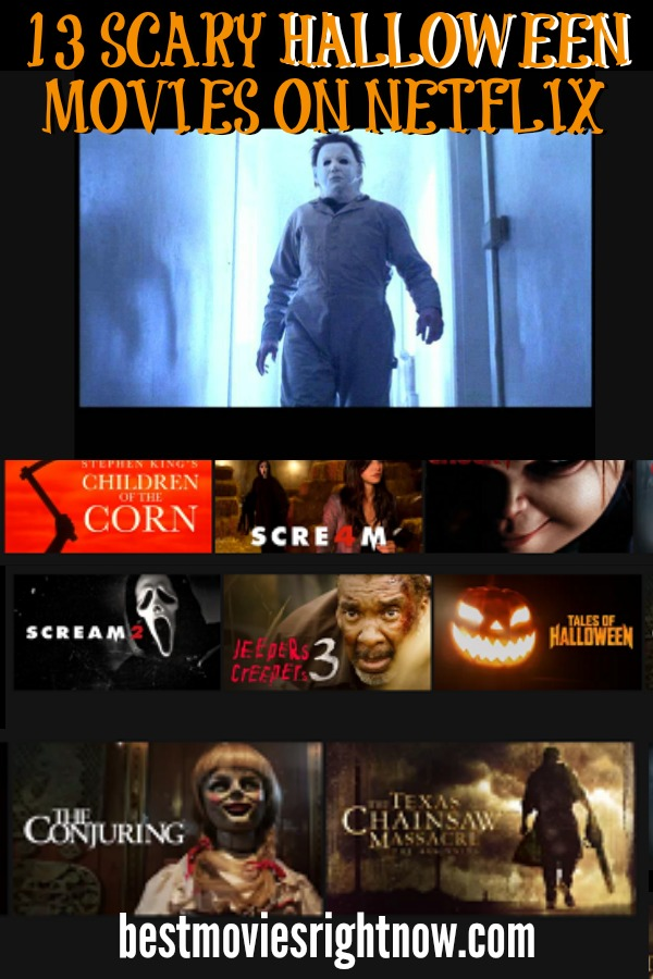 these halloween movies on netflix are great to watch during the fall halloween or any time of year