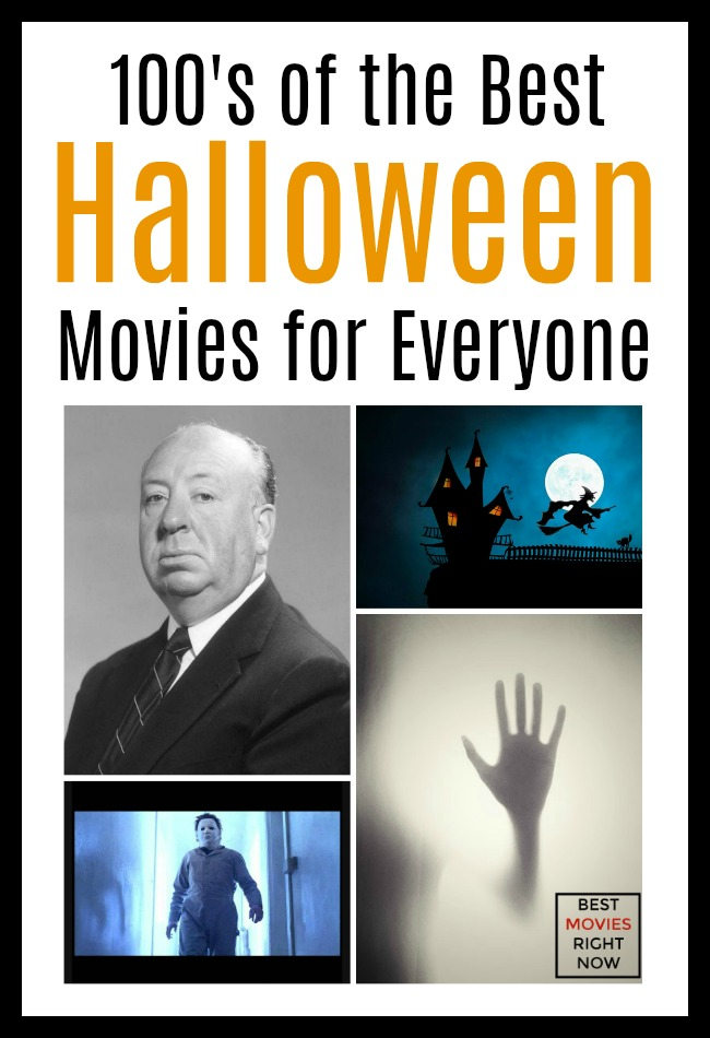 Looking for Halloween Movies? I've got you covered! Includes scary, family friendly, and horror movies.