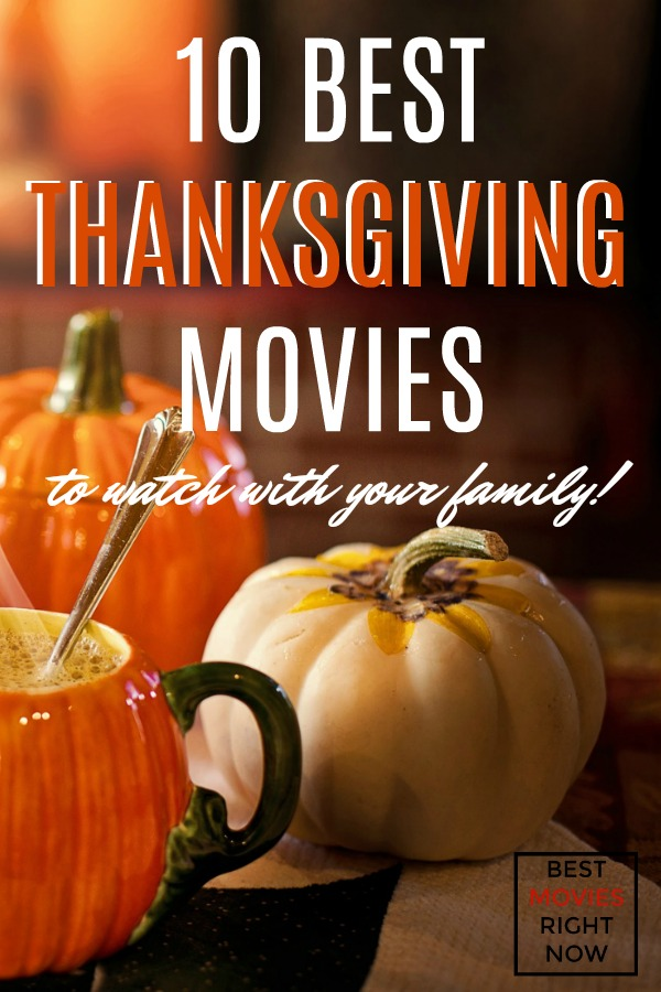 These Thanksgiving movies will give you all the feels. Whether you're visiting family or hosting the big feast, these holiday movies will be a great addition