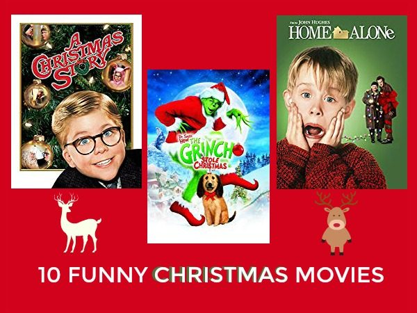 My favorite funny Christmas movies are part of a great list of Christmas movies to watch during Winter break, Christmas Eve, or Christmas day.