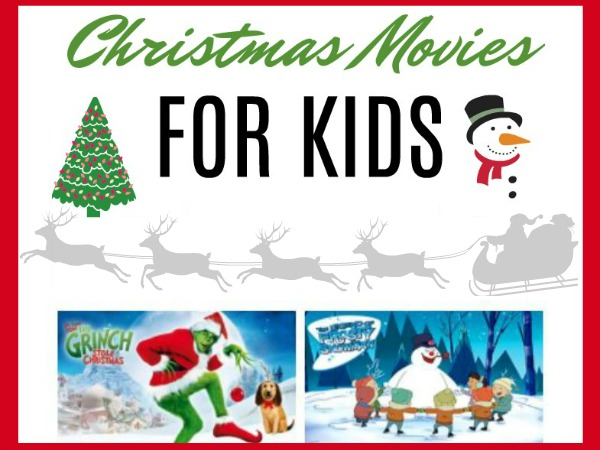 These Kids Christmas Movies are part of a great list of Christmas movies to watch during Winter break, Christmas Eve, or Christmas day.