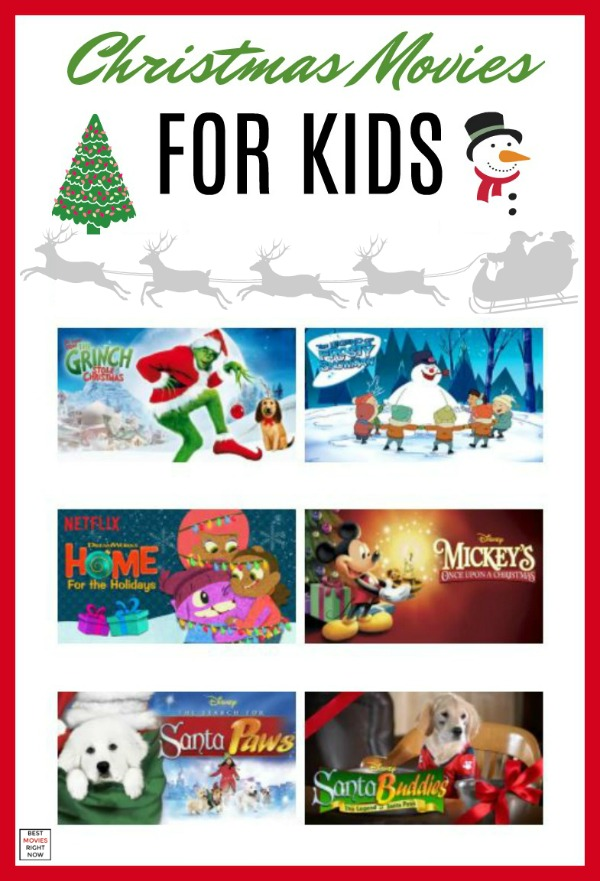 50 Christmas Movies for Kids - Best Movies Right Now