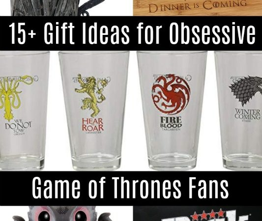 Are you looking for Game of Thrones gifts ideas for someone who loves the show? I've created a list of Game of Thrones gifts for movie lovers at every price point. Hand-curated by me.