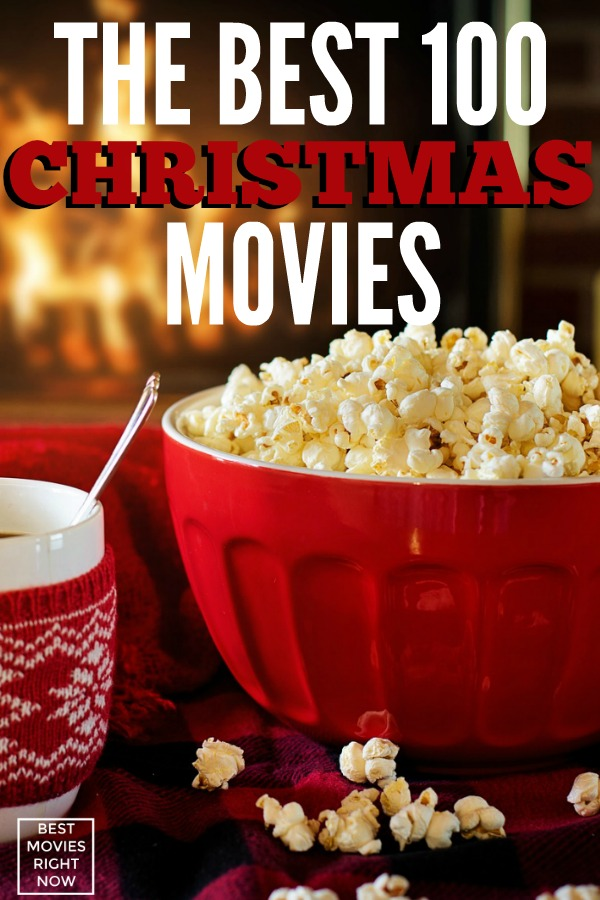 Looking for Christmas Movies? This list of popular Christmas movies will keep you and your family entertained all night long!