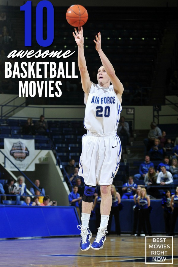 This list of basketball movies is great to watch during March Madness, basketball season, or any time of year. These titles feature movies, documentaries, behind-the-scenes footage, and more.