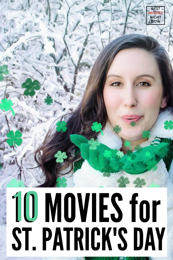 St. Patrick's Day movies are most popular on St. Patrick's Day. There are some great Irish films and other St. Patrick's Day movies on Netflix.