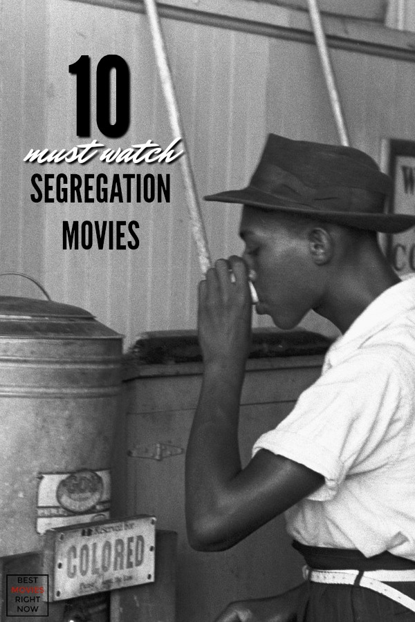 These segregation movies feature historical documentaries surrounding the trials of Black and African-American people during the 1960s.