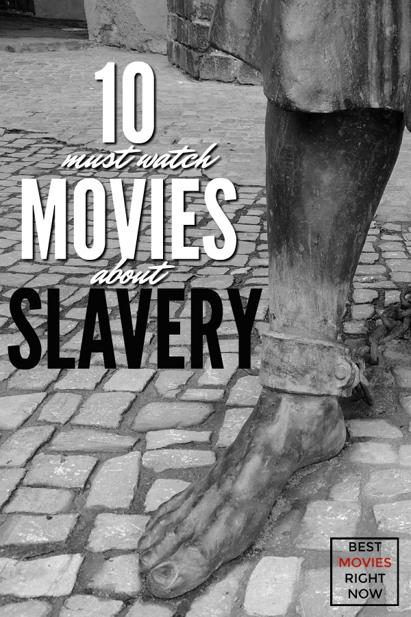 These slavery movies feature historical documentaries surrounding the trials of Black and African-American people during slavery in the 17th and 18th centuries.