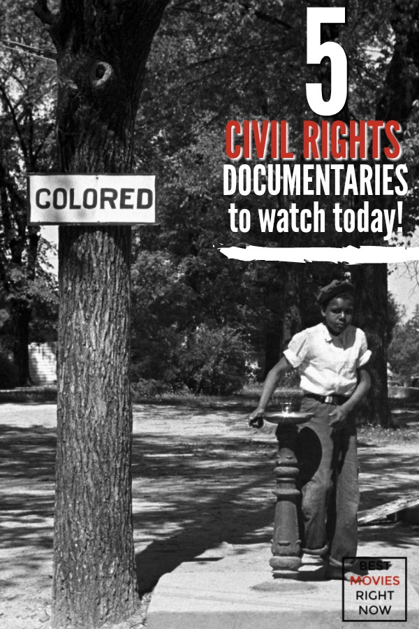 These civil rights documentaries feature historical documentaries surrounding the trials of Black and African-American people during the 1960s.