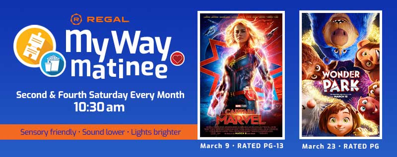 If you are looking for sensory friendly films for your family, be sure to check out this list.