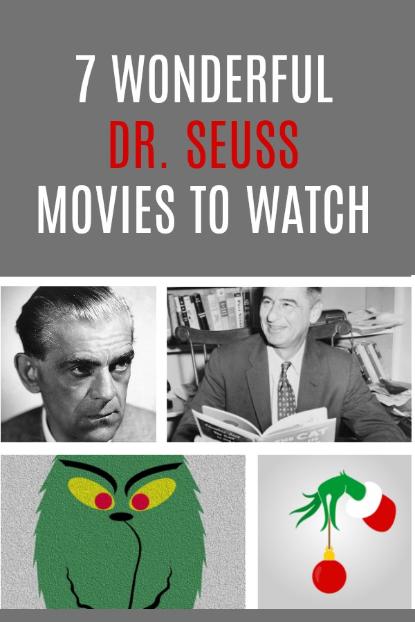 Looking for Dr. Seuss movies? Find a great list here to watch with your family!
