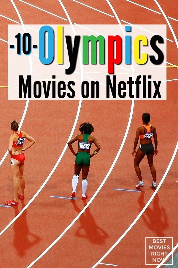 Did you know that watching events like the Olympic Games together as a family is a great way to expose your children to a variety of sports AND create enthusiasm for athleticism? These Olympic Movies on Netflix will help you start now!