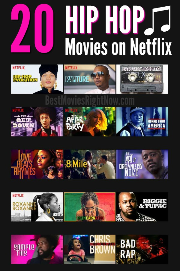Black movies on netflix 2019