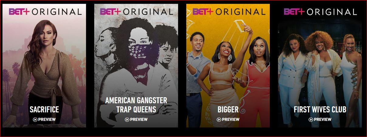 Shows on bet network movie betting