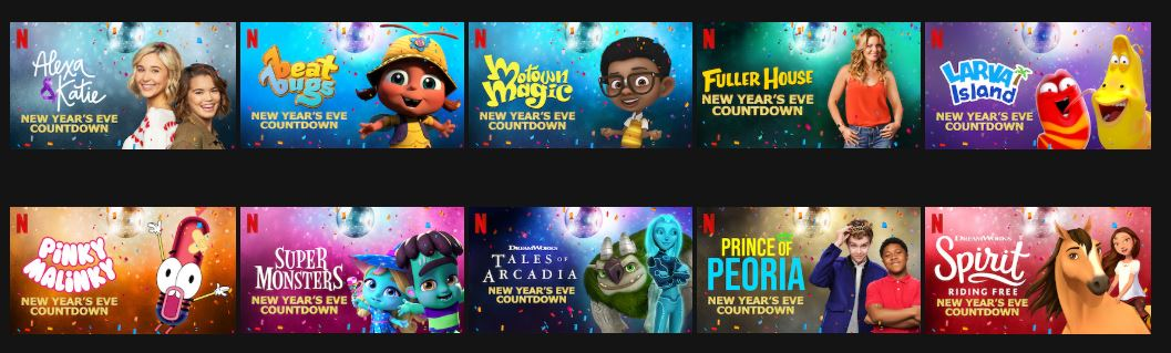 13 Netflix New Year S Eve Countdowns Updated For 2020 Best Movies Right Now
