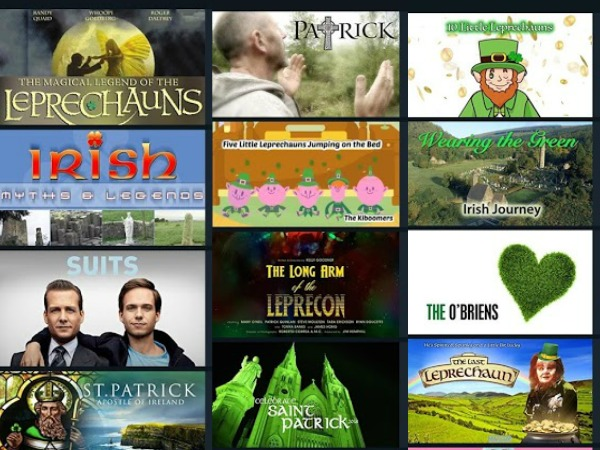 st patricks day movies on amazon prime