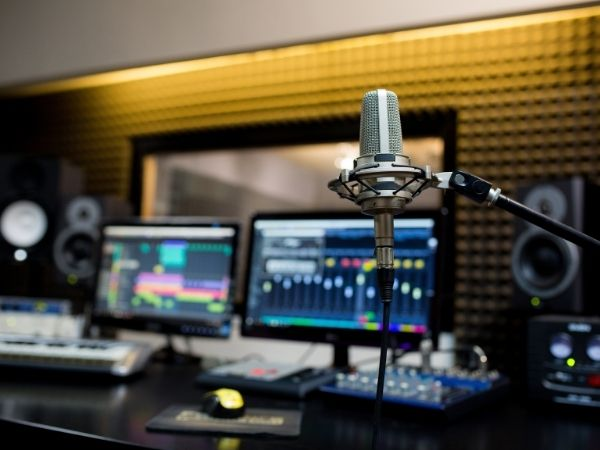 The History of Audio Recording and Reproduction